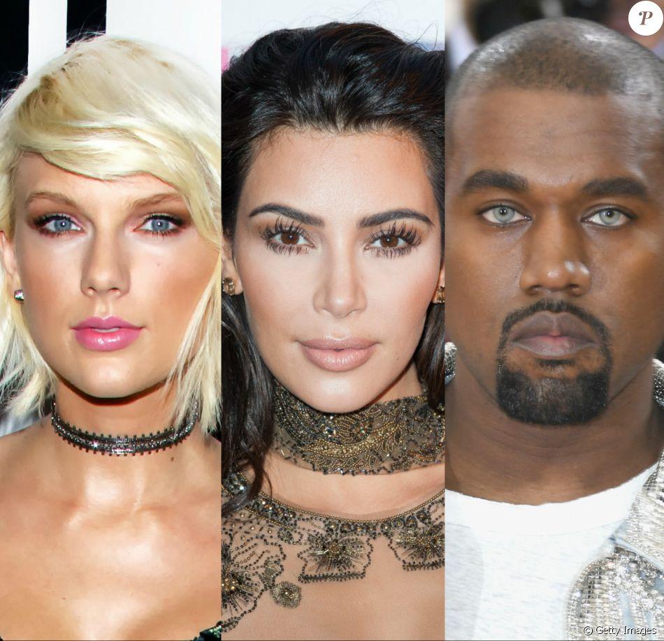 Kim Kardashian mostrou gravação de Taylor Swift dando consentimento à música de Kanye West, a qual é chamada de 'vadia'