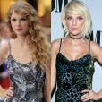Taylor Swift ama adotar os cachos em seu visual
