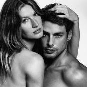 Cauã Reymond elogia Gisele Bündchen após fotos sensuais: 'Foi um grande prazer'