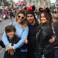 Kelly Key é casada com o empresário Mico Freitas e mãe também de Jaime Victor, de 11 anos