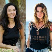 Claudia Ohana será rival de Leticia Spiller em 'Sol Nascente': 'Disputa difícil'
