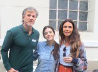 Giovanna Lancellotti grava com pouca maquiagem novela 'Sol Nascente' em hospital
