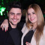 Guilherme Leicam, de 'Malhação', comemora aniversário de 26 anos com namorada