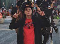 Biel curte show de Justin Bieber em Nova York e é confundido com cantor. Vídeos!