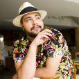 Atualmente, Tiago Abravanel está no ar na série 'Chapa Quente', série da TV Globo
