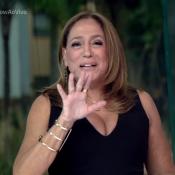Susana Vieira lembra multa por não ter usado ponto em novela:'Tenho labirintite'