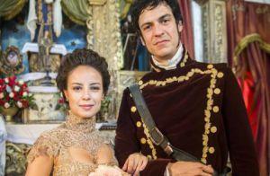 'Liberdade, Liberdade': Rubião revela o verdadeiro caráter após casar com Rosa