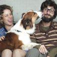 Bruno Gagliasso está em cartaz com a comédia 'Mato sem Cachorro', onde contracena com Leandra Leal