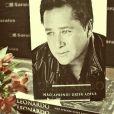 Bruno Gagliasso vai interpretar o cantor Leonardo no cinema. O filme é baseado na biografia do cantor 'Não aprendi dizer adeus', lançada no dia 7 de novembro de 2013