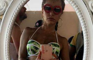Sabrina Sato rebate crítica após ser chamada de magra em foto: 'Por isso postei'