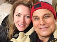 Edson Celulari, com câncer diagnosticado há um mês, elogia namorada: 'Anjo'