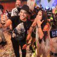 Wesley Safadão foi a atração musical na final do 'Big Brother Brasil 16' em março de 2016