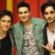 A Globo emprestou Fiuk para MTV