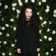 Lorde é uma cantora neozelandeza