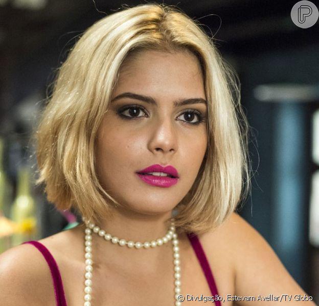 Julia Dalavia define sua prostituta na minissérie 'Justiça': 'Ousada e atrevida'