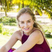 Angélica quebra dedo do pé em viagem e reclama na rede social: 'Deu ruim'