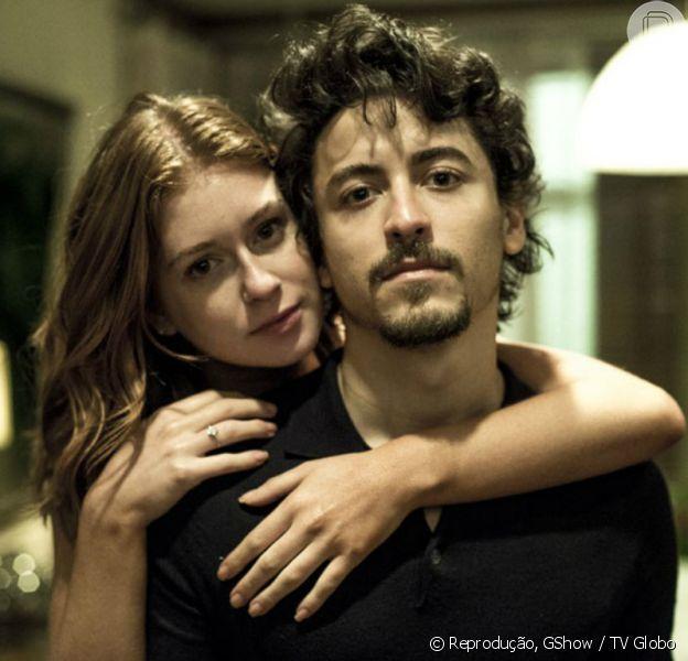 Jesuíta Barbosa define cenas com Marina Ruy Barbosa em 'Justiça': 'Pegada sexual'