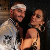 Anitta nega affair com Maluma durante gravação de clipe: 'Totalmente focados'