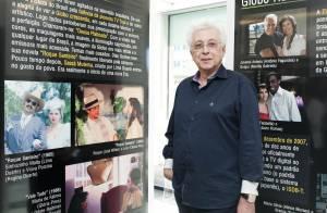 Aguinaldo Silva lamenta saída de Tony Ramos de sua novela: 'Não será dessa vez'