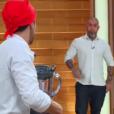 Henrique Fogaça ficou muito irritado com a audácia de Fábio no ' MasterChef'