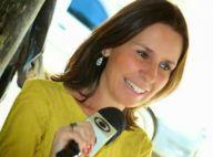 Repórter do 'RJTV', Susana Naspolini reage bem a tratamento contra câncer