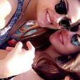 Sasha curte aniversário de 18 anos em viagem de férias pela Europa com as amigas