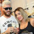 Dani Bolina e Mateus Verdelho terminaram o casamento após três anos juntos