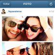Fernanda Paes Leme e Bruno Martins ficaram juntos por seis meses