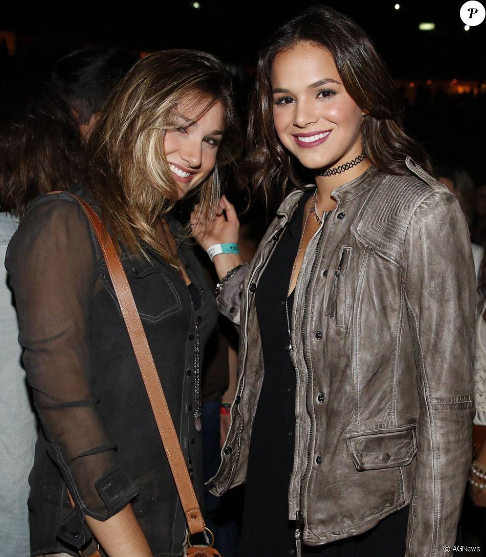 Sasha Meneghel se declara para a amiga Bruna Marquezine   Minha linda, ... 0050fabac6