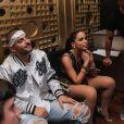 Anitta gravou o clipe 'Sim ou Não' com o colombiano Maluma no dia 4 de julho de 2016