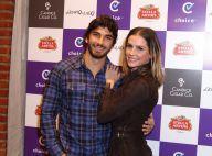 Deborah Secco diz que marido, Hugo Moura, não quer outro filho agora:'Acha cedo'