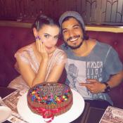 Rayanne Morais comemora aniversário com o noivo, Douglas Sampaio: 'Te amo!'