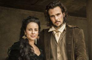 Últimos capítulos da novela 'Liberdade, Liberdade': Rosa e Xavier fogem juntos