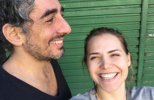 Michel Melamed e Leticia Colin posam juntos na web e fãs apontam affair:'Lindos'