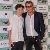 Filho de Fabio Assunção tem nova proposta para atuar: 'Conciliar com estudos'