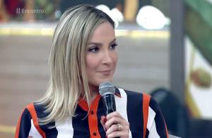 Claudia Leitte já fez revezamento de namorados: 'Era a tocha olímpica acesa'