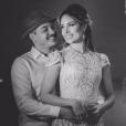 Thyane Dantas e Wesley Safadão estão juntos há quatro anos, mas só oficializaram a união no civil em julho de 2016. Já no dia 1º de agosto, eles se casaram no religioso