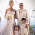 Thyane Dantas, que se casou com Wesley Safadão no dia 1º de agosto de 2016, teve a sua conta no Instagram invadida por hackers