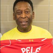 Olimpíada 2016: Pelé não acenderá pira olímpica. 'Sem condições físicas'