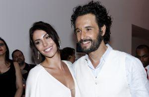 Rodrigo Santoro comenta namoro à distância com Mel Fronckowiak: 'Sempre junto'