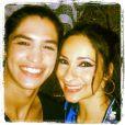 Com 16 anos de idade de diferença, a atriz Sabrina Korgut, de 'Pé na Cova', e o ator Gabriel Leone, de 'Malhação', estão namorando há 7 meses