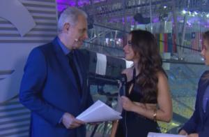 Anitta rebate críticas de William Waack após show e agita web: 'Poderosa mesmo!'