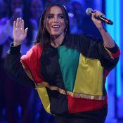 Anitta diz que foi técnica na abertura da Olimpíada:'Pensei em travar o abdômen'