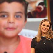 Ivete Sangalo fala do filho, Marcelo, de 6 anos: 'As atitudes dele são de 18'