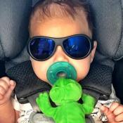 Filho de Michael Phelps, de 3 meses, passa dos 100 mil seguidores no Instagram