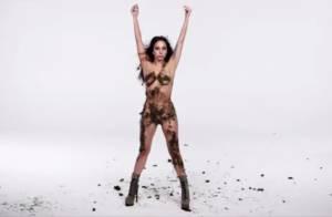 Lady Gaga aparece nua e com fantasias bizarras em divulgação do álbum 'ARTPOP'