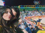 Veja famosos que acompanharam de perto os jogos da Olimpíada Rio 2016. Fotos!
