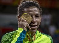 Flavio Canto chora com ouro da judoca Rafaela Silva na Rio 2016: 'Prodígio'