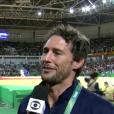 'É um sonho se realizando para ela e para todos nós', resumiu Flavio Canto em entrevista à TV Globo