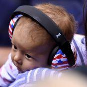 Com ouro de Michael Phelps, bebê Boomer passa de 300 mil seguidores no Instagram